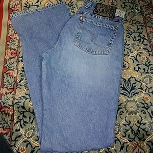 Lucky Brand 156 Peanut Pant Size 6/28 Rodeo Fitted